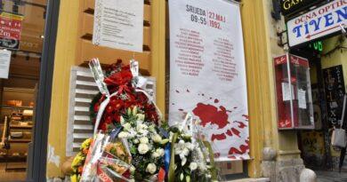 Obilježena 28. godišnjica prvog sarajevskog masakra