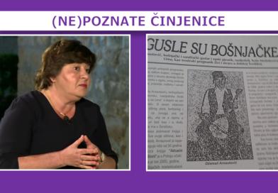 Prof. dr. Jasmina Talam: Gusle su tradicionalni instrument i bošnjačke kulture (VIDEO)