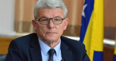 Džaferović: BiH nastavlja svoj NATO-put bez obzira kakav bio stav Rusije