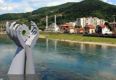 Džebrail Bajramović predstavio ideju za spomenik žrtvama u Podrinju