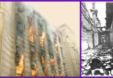 Kako su spaljene sarajevske knjige dospjele na listu događaja epsko-historijskog značaja