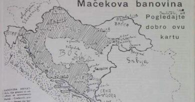 """Godina 1939. Nije bilo SDA za koju kažu ovi iz Četvorke """"gura nas SDA u torove"""""""