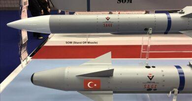 "ZRAK – ZRAK! Turska raketa ""Bozdogan"" pri prvom dejstvu ostvarila direktan pogodak"