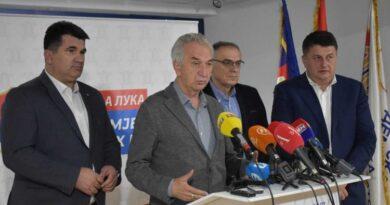 Šarović: Od Dodika ni riječi o protestu zbog vježbe na Manjači