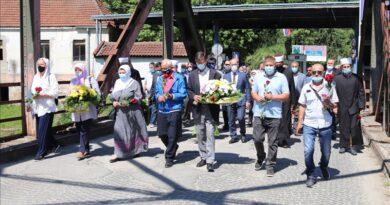 Ubistva hiljada Bošnjaka Bratunca počela su na Ljubovijskom mostu