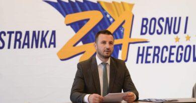 SBiH NARUŽILA HRVATSKOG MINISTRA RADMANA! Visoki predstavnik posljedica je napada na BiH