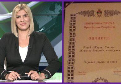 FTV zaposlila Draganu Rajić čiji su otac (poginuo u ratu) i brat pucali na Sarajevo