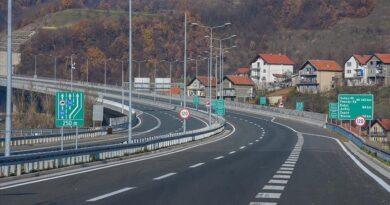 Naplata cestarine u JP Autoceste FBiH za sedam mjeseci na rekordnom nivou
